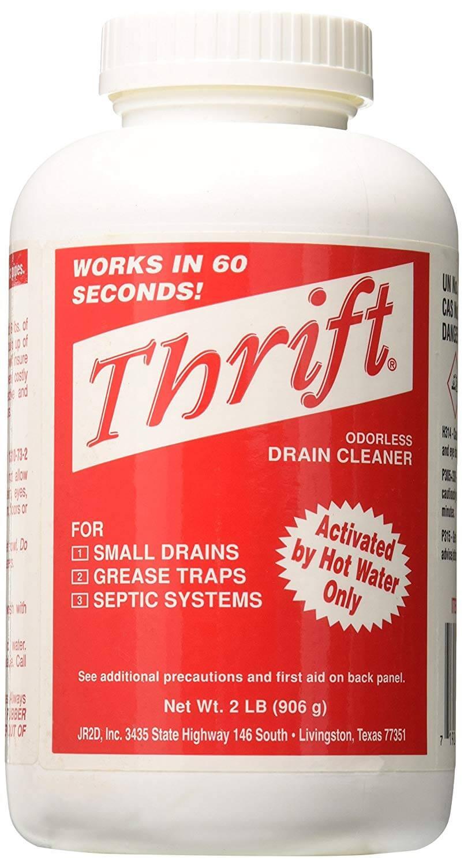 4. Thrift MARKETING GIDDS-TY-0400879