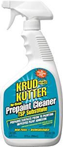 Krud Kutter's pre-paint cleaner