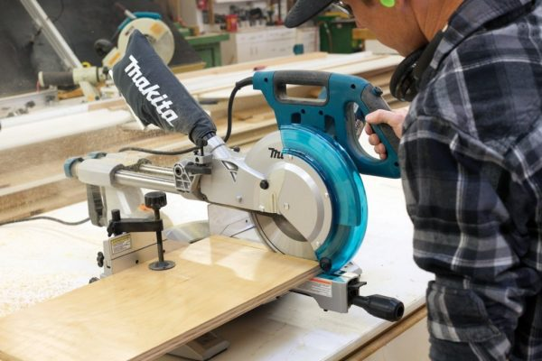 Sliding Compound Miter Saws tested and rated