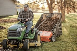We rated the best lawn sweepers