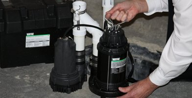 we reviewed the best sump pumps
