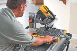 we reviewed and tested the best tile saws