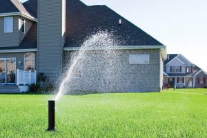 we tested and rated the best sprinkler systems