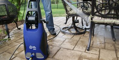 we tested the best pressure washers for 2017