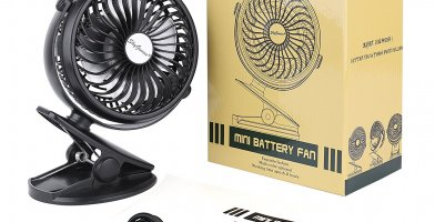 we rated the best portable fans