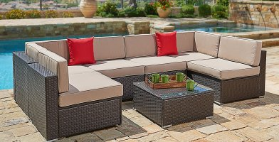 we reviewed the best patio furniture sets