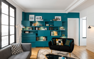 Accent Walls Guide: Choosing the Right Colors and Walls to Paint
