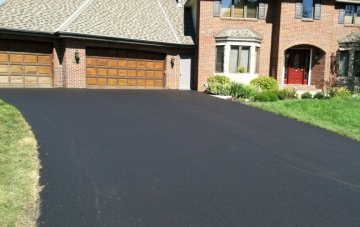 Concrete or Asphalt Driveway? The Pros and Cons of Each