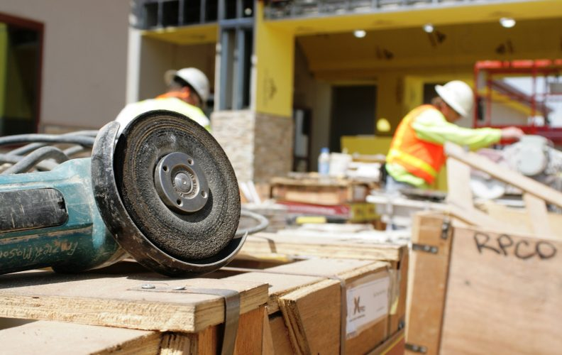 Top 4 Construction Accident Statistics