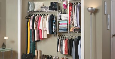 we reviewed the best closet organizer systems