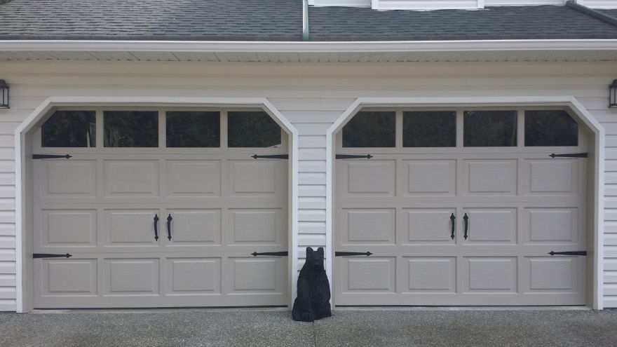 How To Prep Garage Door For Painting And Remodel