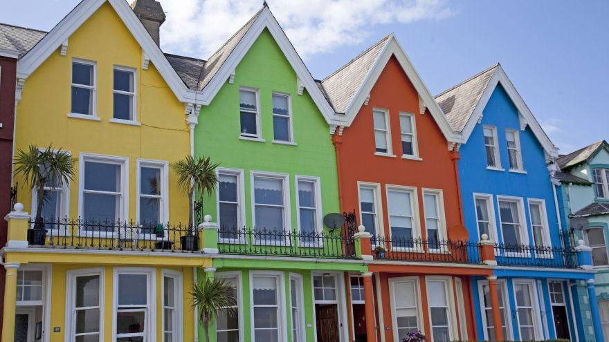 Unusual Exterior Color Palettes That Work Really Well ...