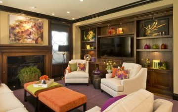 How to Create a Family Room Without Any Spending