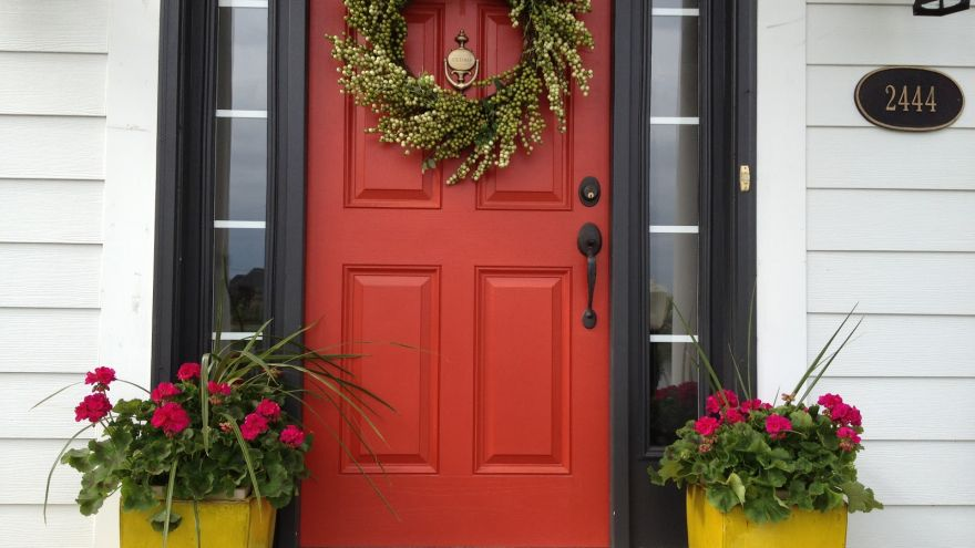 Front Door Color Ideas You Will Love in 2018 & Front Door Color Ideas You Will Love in 2018 | ContractorCulture