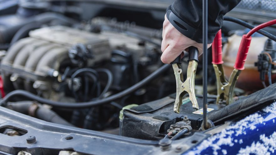 How To Jump Start A Car The Right Way