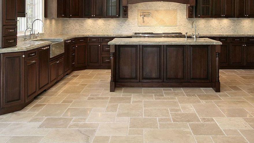 Kitchen Floor Tiles How To Choose Easy Maintenance Tiles