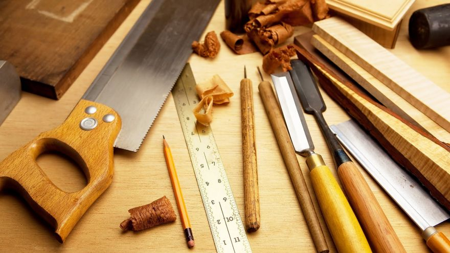 tools for working with wood