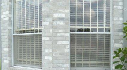 window security bars