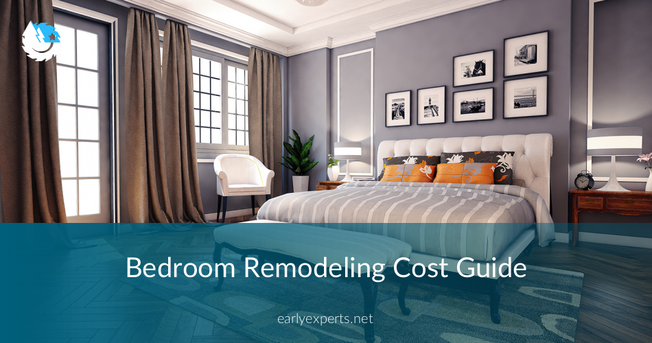 master bedroom remodels bedroom remodeling cost amp price breakdown contractorculture 12325