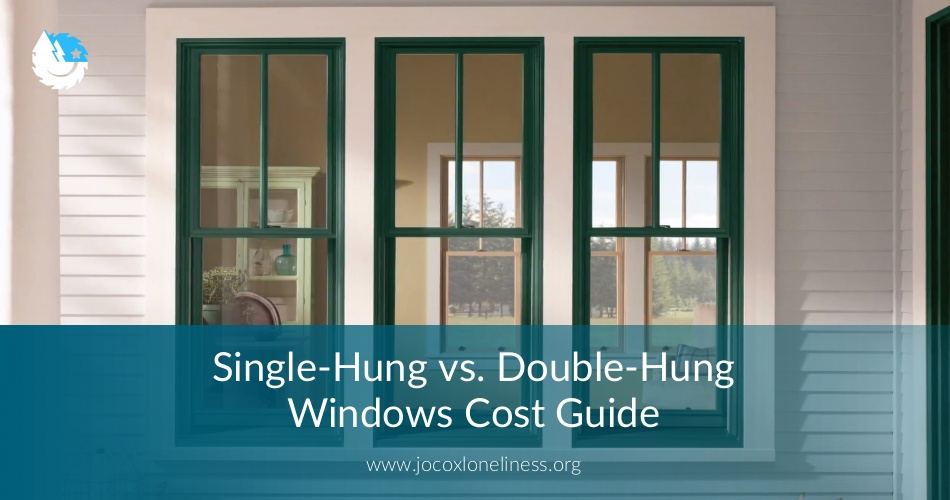 Single Hung Vs Double Hung Windows Cost Guide