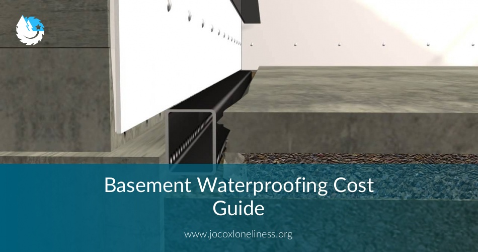 Basement waterproofing cost guide and best tips for Basement cost calculator