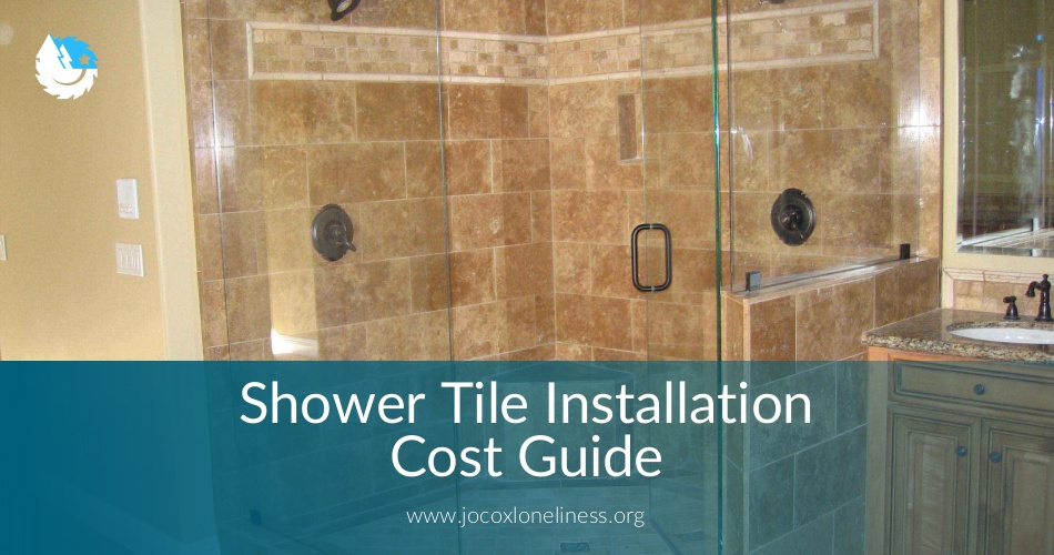 Shower Tile Cost Guide And Best Tips For With Cost To Replace Shower Stall.