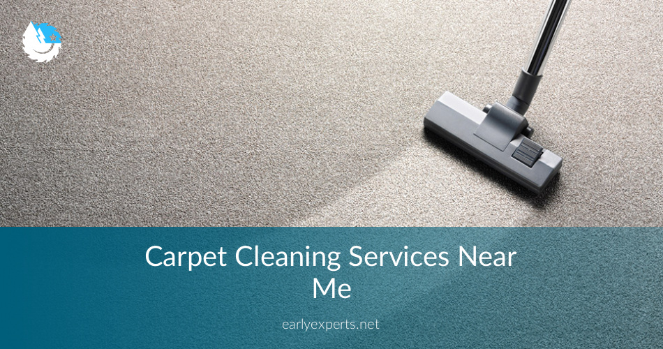 Carpet Cleaning Services Near Me Checklist Amp Price