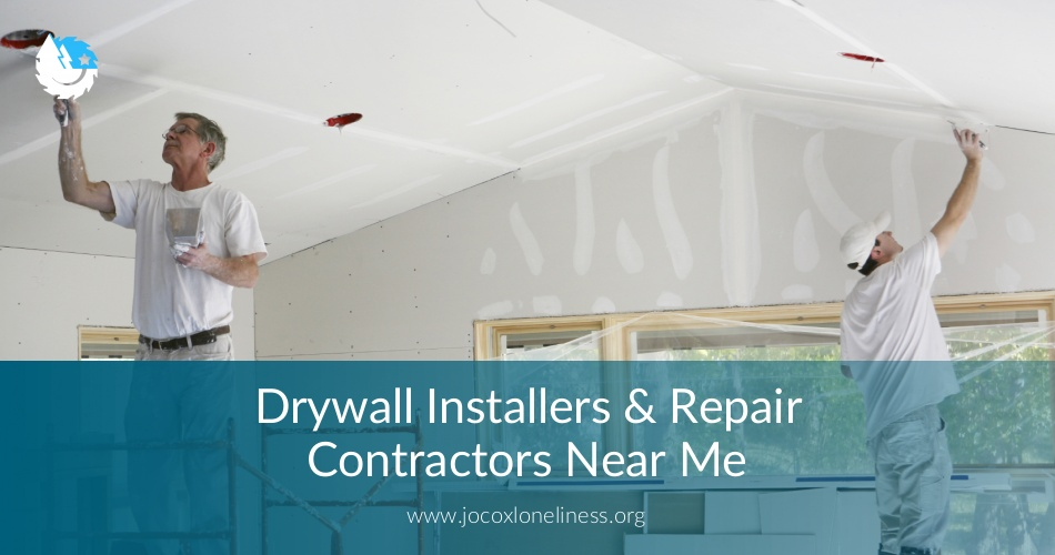 Drywall Install Repair Contractors Near Me 2019 Price Quotes
