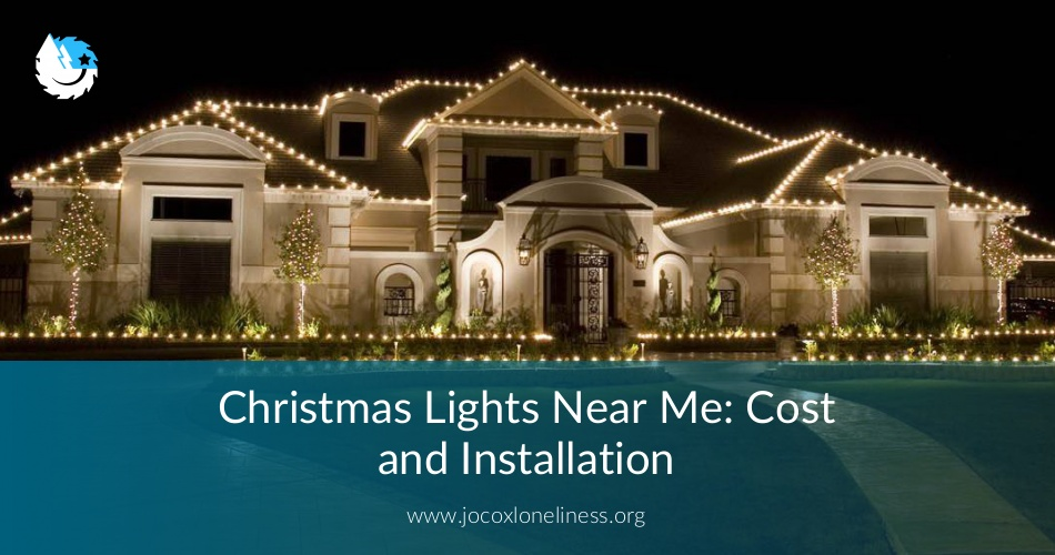 Christmas Lights Near Me Cost Amp Installation Checklist