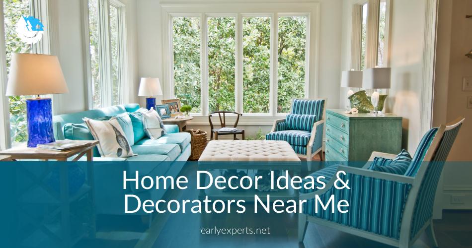 Home Decor Ideas & Decorators Near Me: Checklist & Free ...