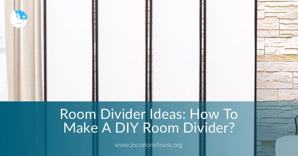 Room Divider Ideas How To Make A Diy Room Divider