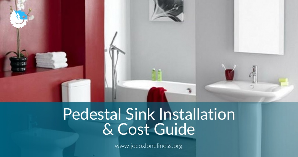Pedestal Sink Installation & Cost Guide in 2018 | ContractorCulture