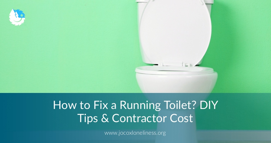 how to fix a running toilet diy tips contractor cost in 2018. Black Bedroom Furniture Sets. Home Design Ideas