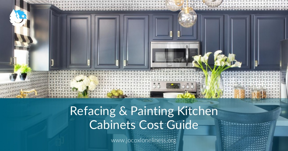 Refacing & Painting Kitchen Cabinets Guide 2019 ...