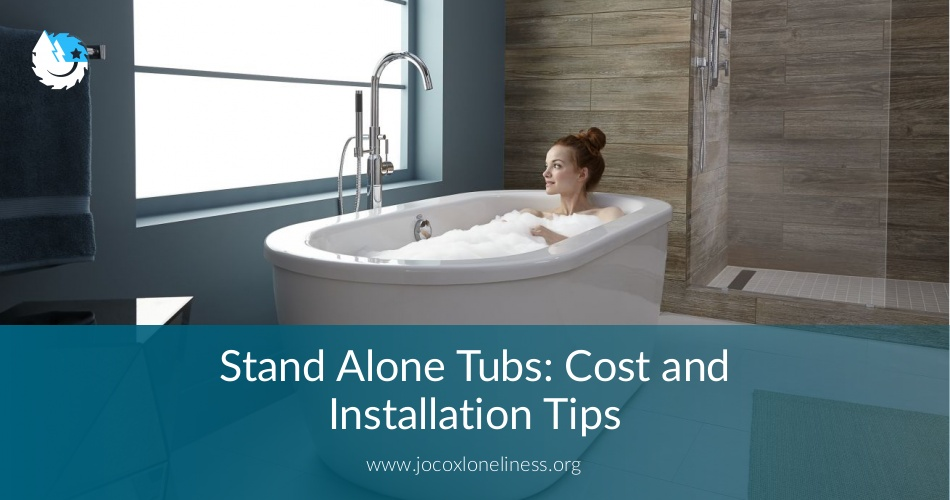 Stand Alone Tubs: Cost and Installation Tips 2018 | ContractorCulture