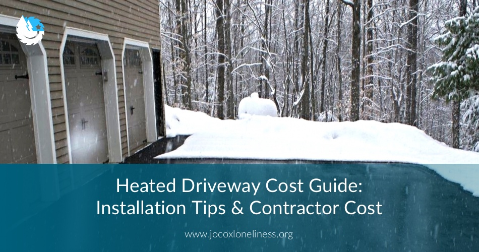 Heated Driveway Cost Guide 2019 Contractorculture