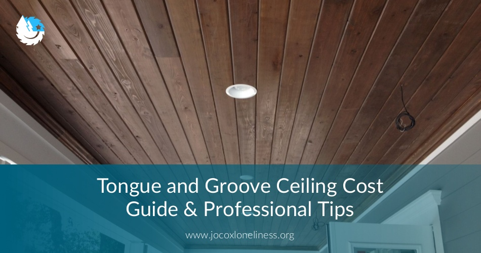 Tongue And Groove Ceiling Cost Guide Contractorculture