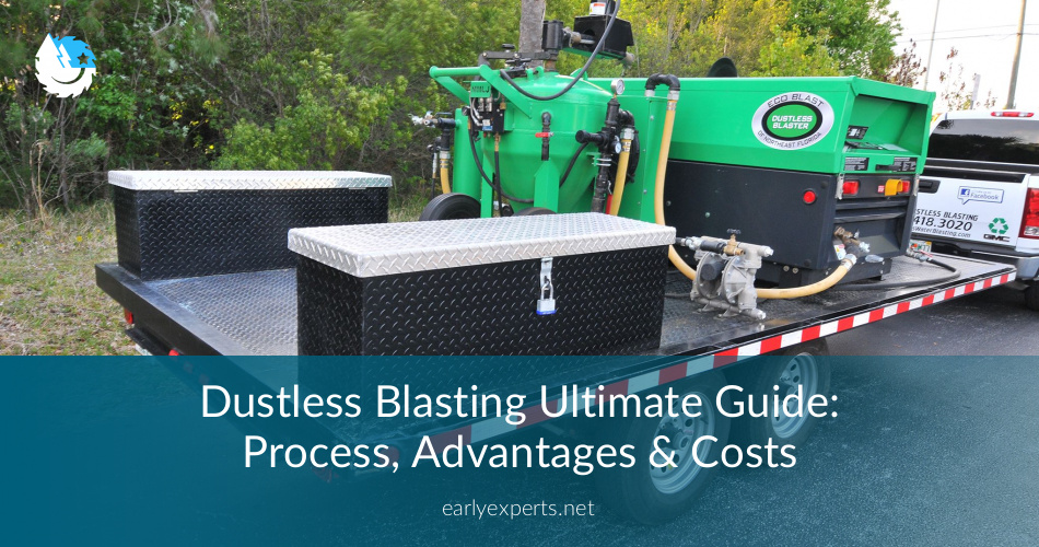 Dustless Blasting Cost And Equipment Rental