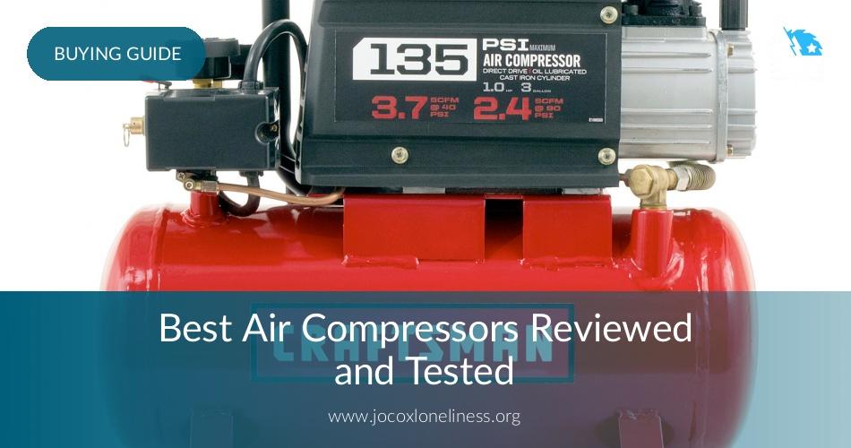 Best Air Compressors Reviewed In 2018 Contractorculture