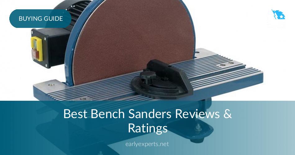 Tremendous Best Bench Sanders Reviewed In 2019 Jocoxloneliness Inzonedesignstudio Interior Chair Design Inzonedesignstudiocom