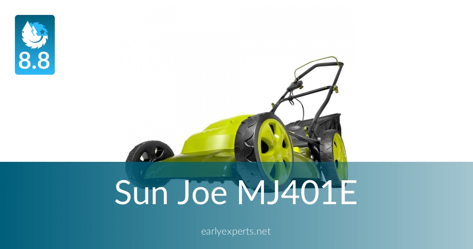 Sun Joe Mj401e Reviewed And Tested In 2018 ⎮ Contractorculture